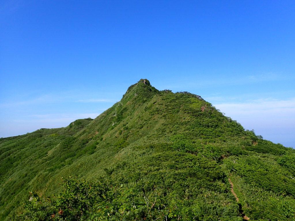 剣ヶ峰山の山頂
