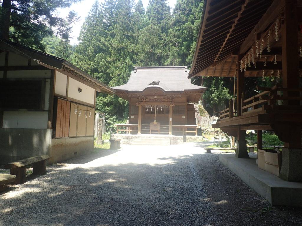 竹宇駒ケ岳神社