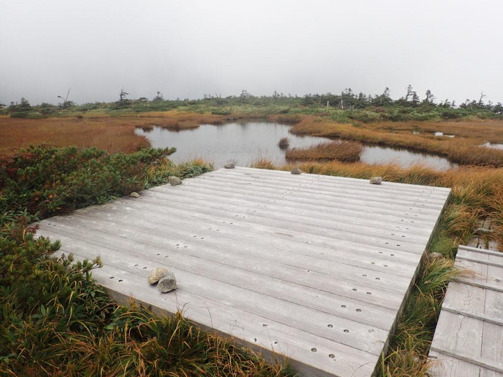 平ヶ岳の姫ノ池
