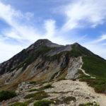 90座目 笠ヶ岳(かさがたけ) 日本百名山全山日帰り登山