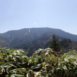 1日に2回登った恵那山登山(2018年5月5日)