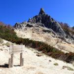鳳凰三山(地蔵岳・観音岳・薬師岳)の日帰り周遊(2018年5月20日)