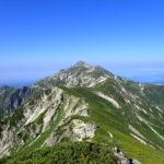 笠新道からの笠ヶ岳日帰り登山(2018年8月4日)