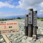日本百名山完登の軌跡(自作登頂カード編)<br>ひと夏での日本百名山全山日帰り登山(146日間で達成)