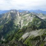 毎年恒例の剱岳早月尾根日帰り登山(カニのタテバイ・ヨコバイも)2019年9月1日