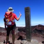 富士山登山ルート3776日帰り登山日記(2019年9月15日)