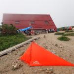 ソロ登山におすすめな軽量ビバーク装備