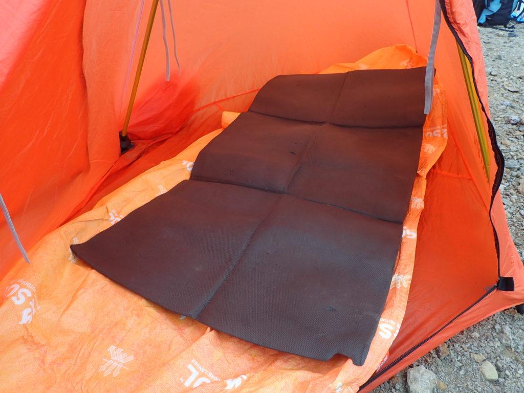 ソロ登山でのビバーク装備