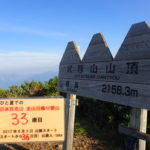 33座目 武尊山(ほたかやま) 日本百名山全山日帰り登山