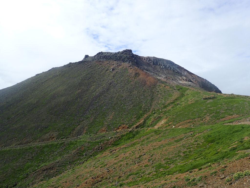 那須岳の茶臼岳