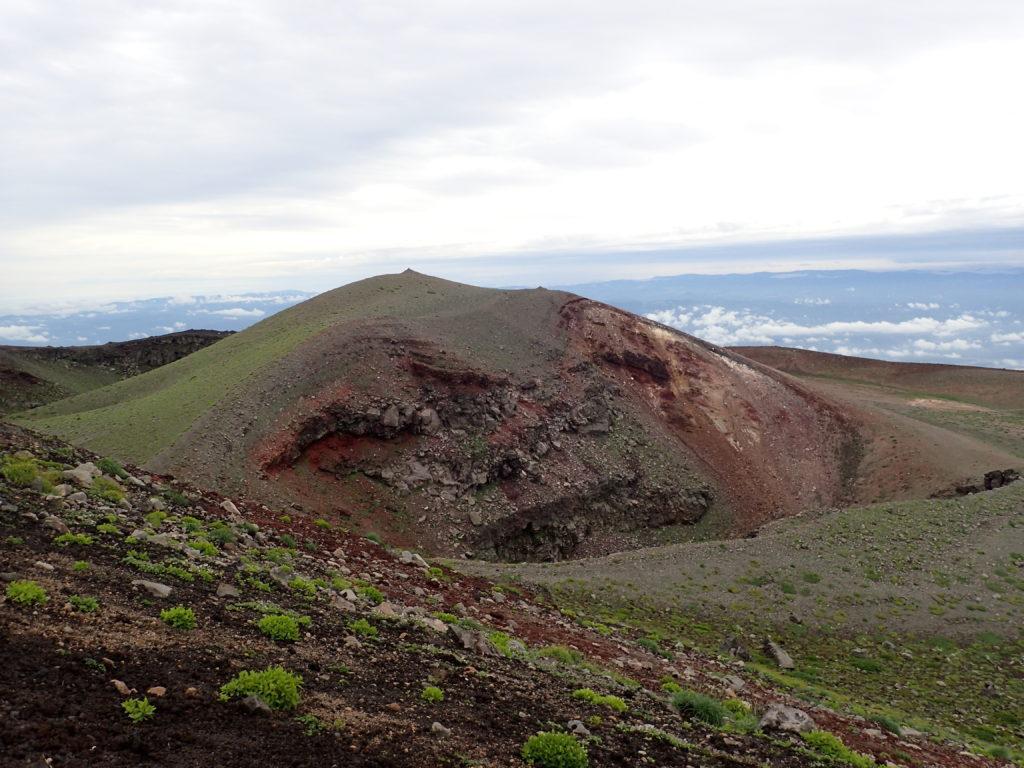 岩手山の妙高岳
