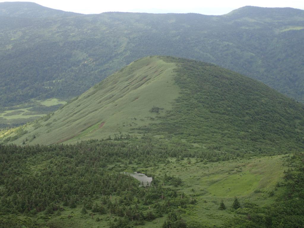 八甲田山の硫黄岳
