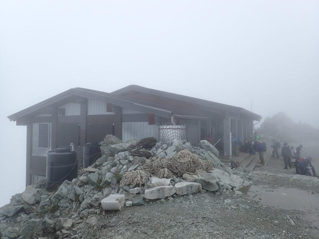 立山の雄山神社