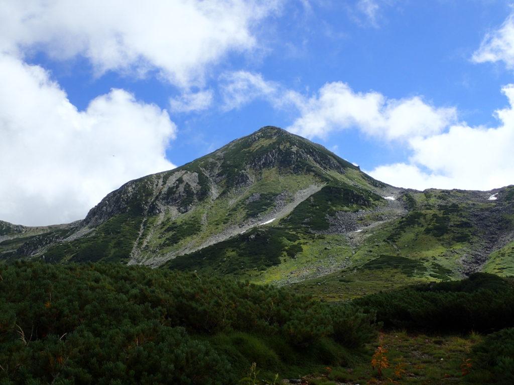 立山の浄土山