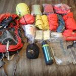 夏山登山装備の一覧 百名山完登をともに歩いた山道具たち