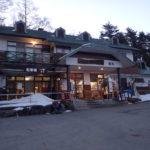 赤岳鉱泉へと続く美濃戸口の登山口駐車場情報など