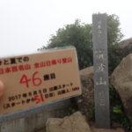 46座目 筑波山(つくばさん) 日本百名山全山日帰り登山