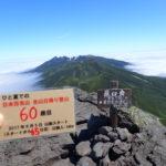 60座目 羅臼岳(らうすだけ) 日本百名山全山日帰り登山