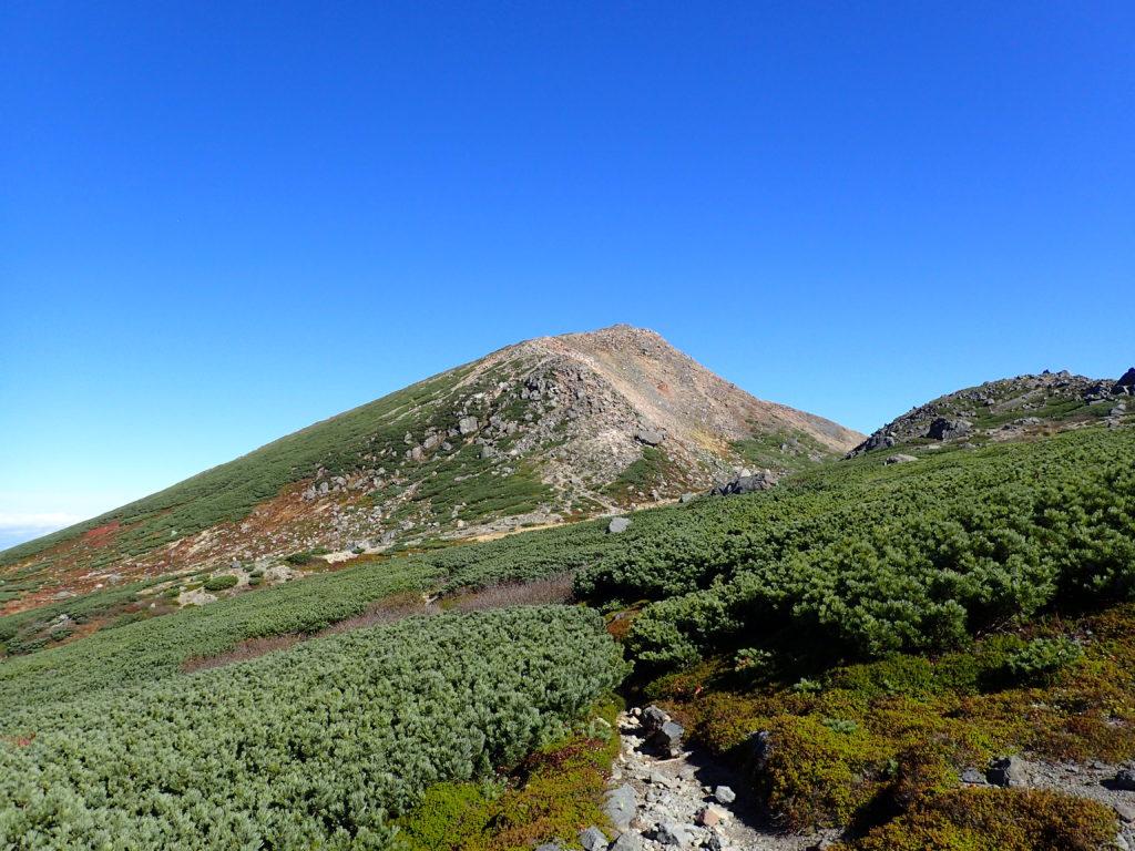 白山の大汝峰