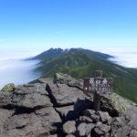 北海道の日本百名山9座を8泊9日で登った日程