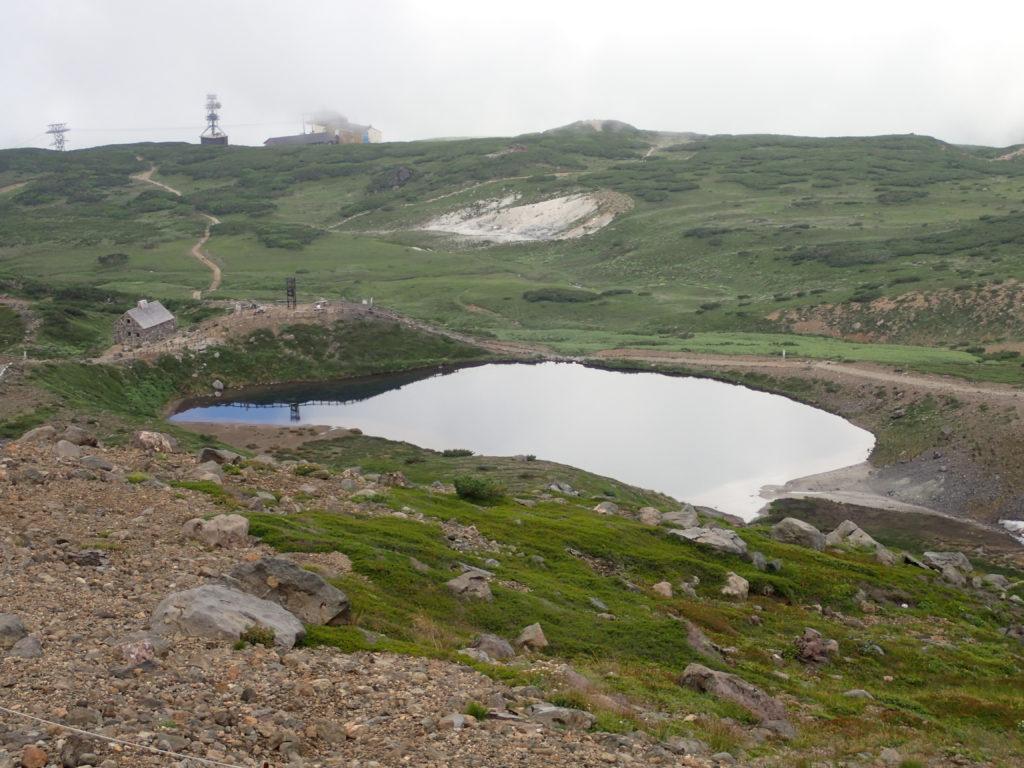 旭岳の姿見ノ池
