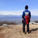 光城山・長峰山4周回トレーニング(2018年3月10日)