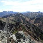 日本百名山を1日に2座登った13のルート<br>ひと夏での日本百名山全山日帰り登山2017