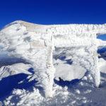 冬の乗鞍岳剣ヶ峰登山(2018年12月25日クリスマス登山)