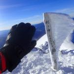 ブラックダイヤモンドの冬山用グローブ<br>ソロイストの活躍のアルバム