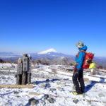 樹氷が綺麗だった丹沢登山(2019年3月24日)