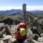 夏山登山で使用頻度の高い山道具~毎週末の北アルプス登山の経験から~