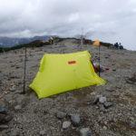 ソロ登山にはツェルトが必須だと思います