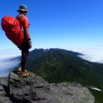 夏山登山のウェアリングについて その2